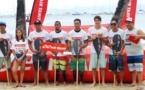 Team Opt gagne la course Air Tahiti