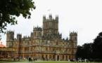 """Avant la sortie du film, la fièvre """"Downton Abbey"""" s'empare de Highclere castle"""
