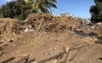Encore un dépotoir sauvage à Papeete