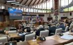 L'économie bleue en débat à Taraho'i