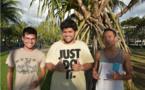 Climat : Top départ du tour de Tahiti avec une brouette