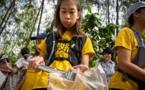 Lilly, 12 ans, la Greta Thunberg de Thaïlande en guerre contre le plastique