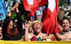 Les écoliers du Pacifique et d'Australie lancent une grève mondiale pour le climat