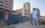 """Reconstruire Varosha, ville fantôme depuis 45 ans: un défi """"titanesque"""""""