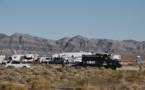 Aliens et base secrète dans le désert du Nevada: la mobilisation fait un flop