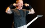 Le chanteur de Metallica entre en cure de désintox, tournée annulée