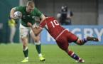 L'Irlande empoche le bonus face à la Russie 35 à 0