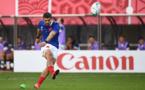 Les Bleus quatre à quatre face aux Tonga