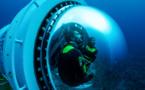 Trois jours Under The Sea