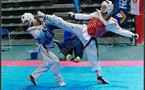 Taekwondo: Teddy Teng remporte la médaille d'argent France Sénior