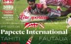 Un tournoi international de rugby  à Fautaua