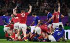 Le XV de France éliminé par les Gallois en quart de finale