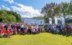 Record de participation à Atimaono