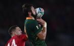 L'Afrique du Sud force le verrou pour retrouver l'Angleterre en finale
