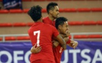 Les Aito Arii ont gagné 11-1 contre Fidji