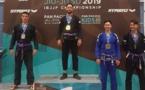 Charles et Lacaze médaillés en Australie