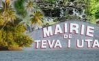 """La CTC dénonce une gestion """"approximative"""" de la commune de Teva I Uta"""