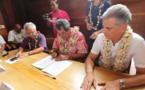 L'État rétrocède à Bora Bora deux parcelles estimées à  293 millions Fcfp