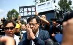 Hong Kong: un homme politique pro-Pékin blessé lors d'une attaque au couteau