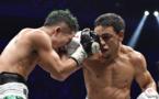 Boxe: le Français Nordine Oubaali conserve son titre mondial WBC des poids coq