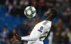 "Euro-2020: le ""requin"" Benjamin Mendy replonge avec les Bleus"