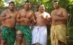 Le géant de Tubuai bat son record à Hawai'i