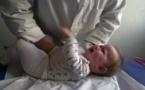 Bronchiolite chez bébé: la kiné respiratoire, un réflexe à oublier