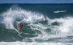 Hawaiian pro : Bourez en quart de finale