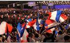 Bruno SANDRAS, en déplacement à Paris :  meeting de Villepinte, réunions UMP et rendez-vous à l'Elysée