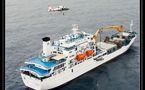 Exercice d'assistance à navire en difficulté - « MITI 02 »
