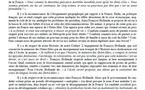 Maohi socialist : François Hollande fait preuve de respect et de reconnaissance
