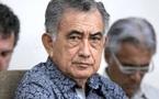 Le président polynésien Temaru devient un soutien encombrant pour Hollande