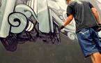 Maison de la culture : fait graff !