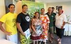 La Taapuna Master en mai 2012 : Une compétition de surf qui agit pour la jeunesse défavorisée de Punaauia
