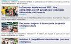"""Découvrez la nouvelle rubrique """"Sport Local"""" de Tahiti Infos"""