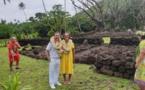 L'administrateur des îles Sous-le-vent en visite à Raiatea et Tahaa