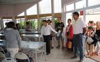 Uniforme dans les collèges: Tauhiti Nena à la rencontre de parents d'élèves