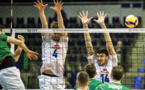 Volley: Patry et les Bleus à trois pas d'un rêve olympique