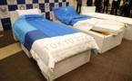 A deux maximum sur les lits en carton des JO, prévient le fabricant