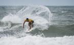La sélection de surf en stage de préparation olympique à Tahiti