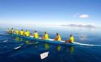 JO 2024 : Après le surf, l'aviron de mer à Tahiti ?