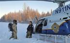 Il survit plus de 20 jours dans le froid glacial de l'Alaska