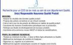 LA BRASSERIE DE TAHITI RECHERCHE UN(E) RESPONSABLE ASSURANCE QUALITE PRODUIT EN CDD 6 MOIS