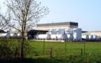 Mayenne: incendie dans l'usine Aprochim, classée Seveso, pas de blessé