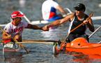 Handisport: Le Tahitien Patrick Viriamu remporte le titre de Vice-Champion du Monde à Poznan