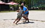 Petite reprise pour le beach wrestling