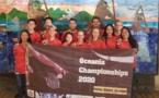 13 Tahitiens aux Oceania de badminton en Australie