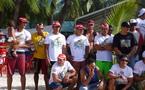 Rangiroa Channel Race2012: Shell Va'A remporte la 3ème édition devant Team OPT et Matairea Hoe