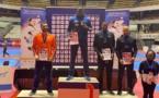 Waldeck Defaix en argent aux championnats de France de taekwondo