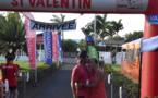 Le duo Papaura vainqueur de la course de la Saint-Valentin